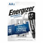 Батарейки Energizer Ultimate Lithium AA FR6 2BL