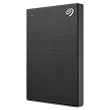 Внешний жесткий диск HDD 2,5 Seagate 1TB Backup Plus Slim (STHN1000400) USB 3.0 Black